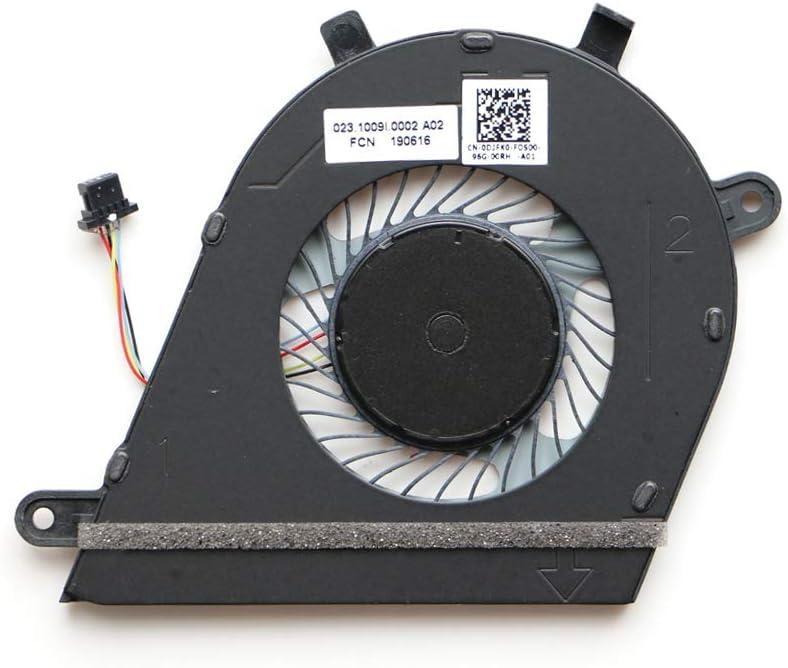 NBFAN Laptop CPU Fan for DELL Inspiron 13-7370 13-7373 Laptop CPU Cooling Fan CN-0DJFK0