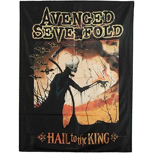 Avenged Sevenfold - Poster Flag (Avenged Flag Sevenfold Poster)