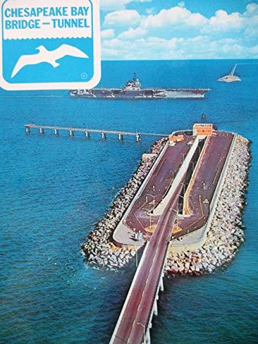 Chesapeake Bay Bridge Tunnel - Chesapeake Bay Bridge--Tunnel ... America's Coastal Gateway .. The Shortest Route to the South Between Virginia Beach and Cape Charles, Virginia