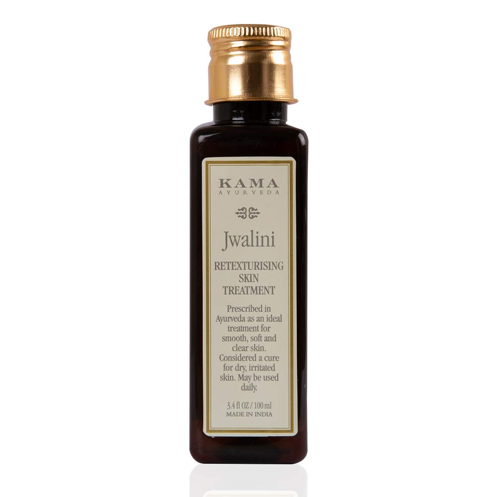 Kama Ayurveda Jwalini Retexturising Skin Treatment Oil, 100ml