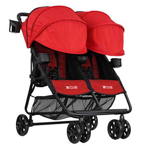 ZOE XL2 DELUXE Double Xtra Lightweight Twin Travel & Everyday Umbrella Stroller System Review