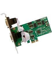 SYBA SI-PEX15057 4-Port DB9 Serial (RS-232) PCI-Express Card