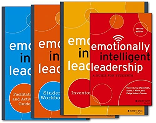 Book Emotionally Intelligent Leadership for Students: Deluxe Facilitator Set by Marcy L. Shankman (2015-02-02)