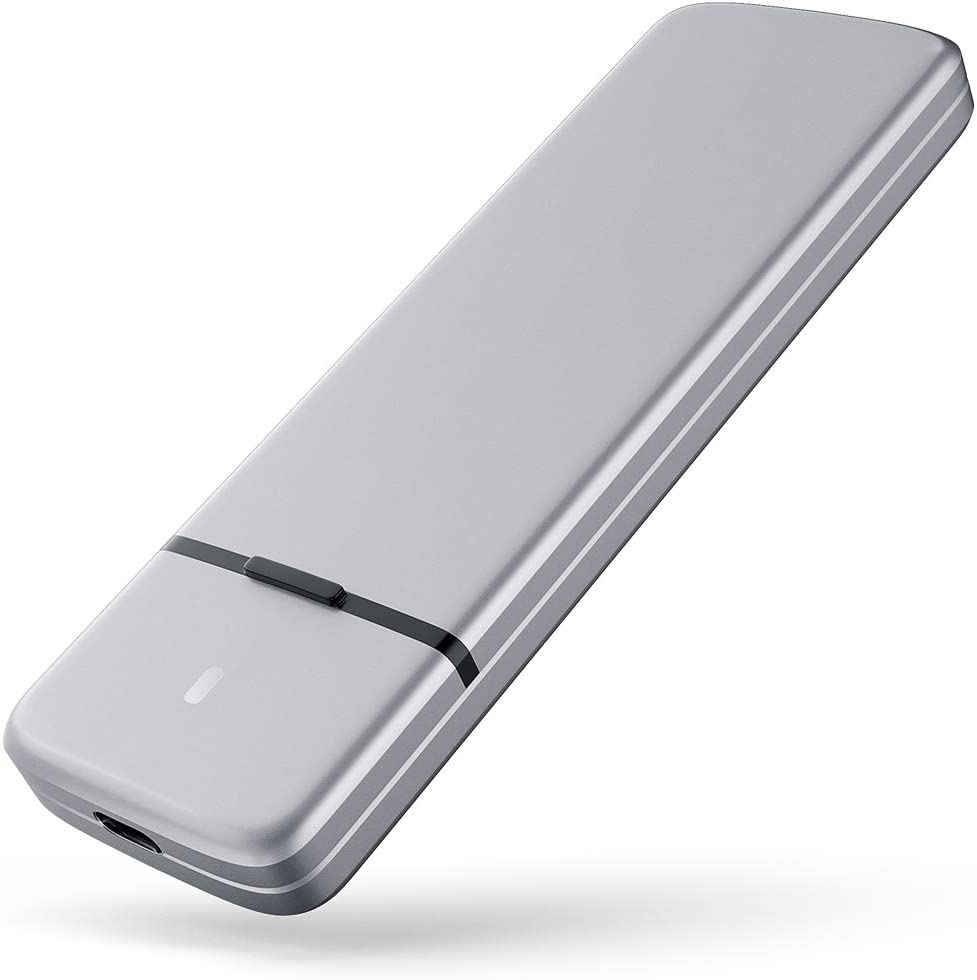 1TB, Black 1TB Portable External SSD USB3.1 Gen2 5Gbps Portable SSD,External Solid State Drive for PC//Laptop//Mac//Xbox//PS4