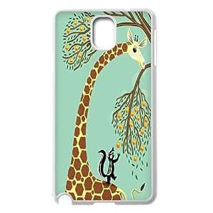 Custom Samsung Galaxy Note 3 N9000 Case, Zyoux DIY Brand New Samsung Galaxy Note 3 N9000 Case - Giraffe