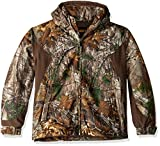 youth insulated jacket - Rocky Junior Prohunter Waterproof Insulated Hooded Jacket, Realtree Extra Camouflage, Large