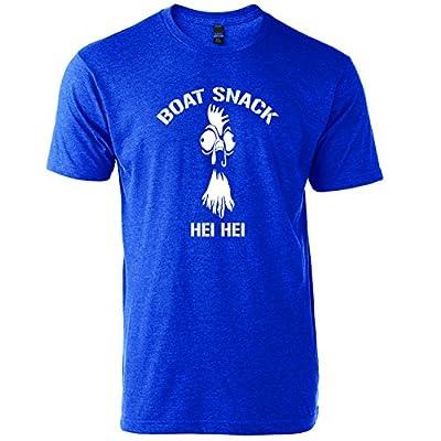Boat Snack Hei Hei T-Shirt Funny Disney Moana