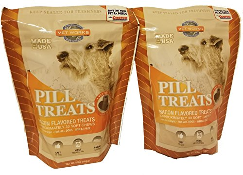 Pill Treats Twin Pack (Bacon)