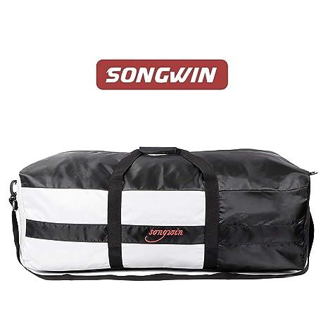 4f12979619f Amazon.com | 79L Large Travel Duffel Bag, Foldable Luggage Weekend ...