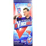 InVinceable Powerful All Purpose Cleaner and Stain Remover - 1 Any Angle Spray Bottle and 4 Solution Pouches