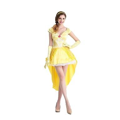 SC Cosplay De Halloween Falda Blanca Como La Nieve Para Adultos ...