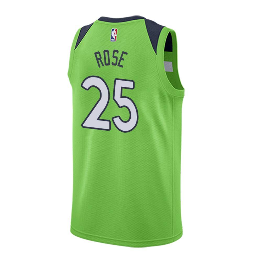 Jlsprt Rose Men S Timberwolves Swingman Shirt Amazon Co Uk
