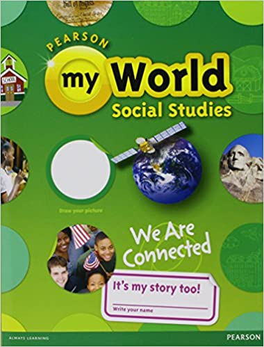 pearson my world social studies grade 2