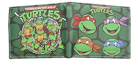 Amazon.com: Teenage Mutant Ninja Turtles (TMNT) - Cartera de ...