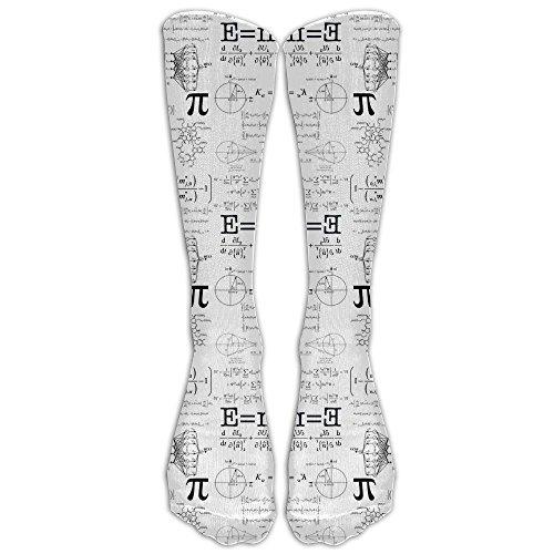 Egg Egg Einstein Formula Fashion Sports Stocking Athletic Socks Crew Socks For Women & Men