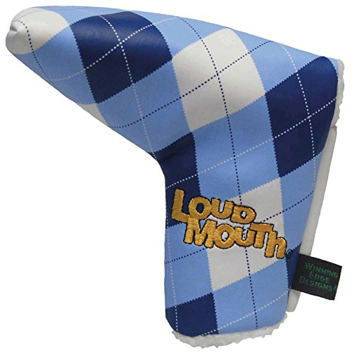Loudmouth Blue and White Putter ()