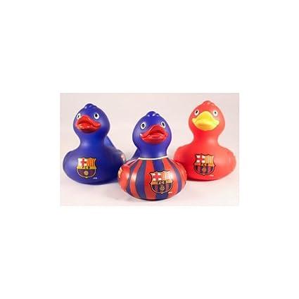 FCB Fc Barcelona 599386031 - Patito goma barcelona