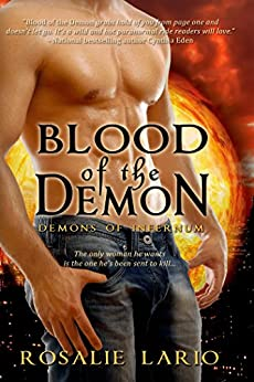Blood of the Demon (Demons of Infernum) by [Lario, Rosalie]