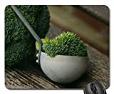 Mouse Pads - Broccoli Vegetables Healthy Cook Nutrition Frisch