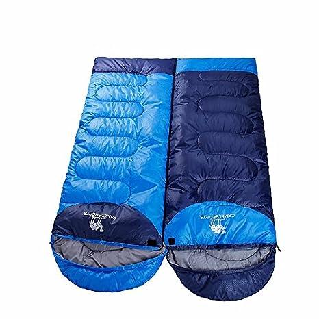 SUHAGN Saco de dormir Saco De Dormir Al Aire Libre 1,6 Kg Camping Viajes