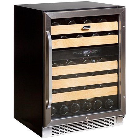 Whynter Wine Cooler (Stainless Steel, BWR-461DZ)