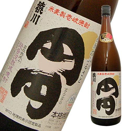 猿川・円円(25゜) 1800ml