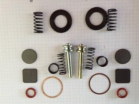 Piezas para Bendix Compresor De Aire Kit de cabeza para 550/750 tu-flo, incluye todas las piezas necesarias: Amazon.es: Coche y moto