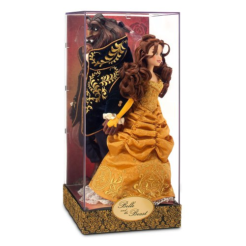 Disney Store Designer Collection Beauty And The Beast