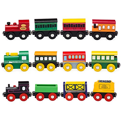 Playbees 12 Piece Magnetic Collection Compatible product image