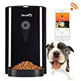 Jempet SmartFeeder Automatic Pet Feeder Auto Food Dispenser (Small Image)