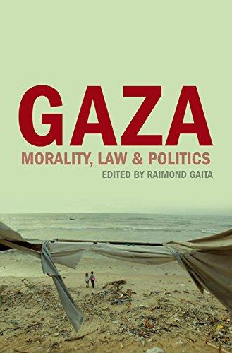 Gaza: Morality, Law & Politics -  Paperback