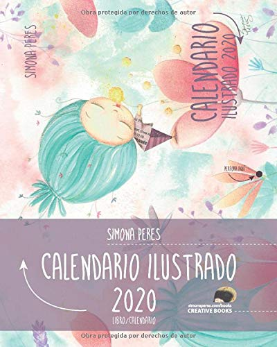CALENDARIO ILUSTRADO 2020: Libro/Calendario: Amazon.es: Peres, Ms Simona: Libros