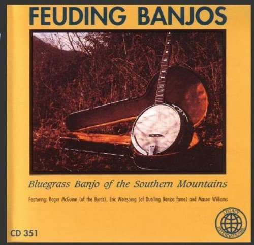 Feuding Banjos - Bluegrass Banjo Of The Southern Mountains by Traditions Alive Llc