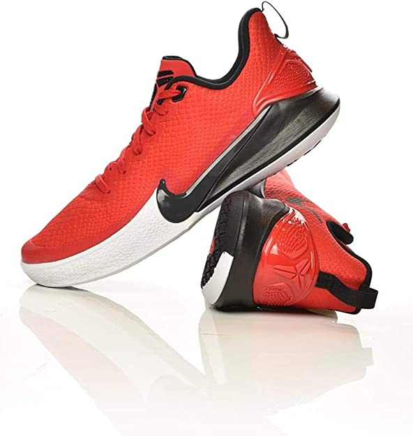 Nike Mamba Focus, Zapatillas de Baloncesto para Hombre: Amazon.es ...