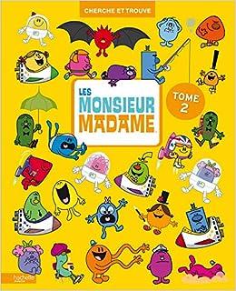 Amazon Fr Les Monsieur Madame Tome 2 Sarah Bouyssou
