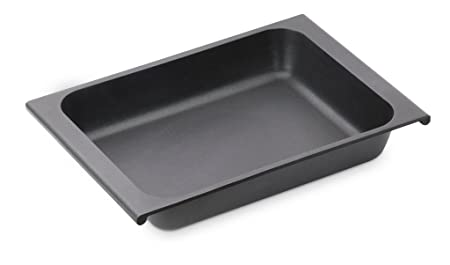 BRA Efficient - Bandeja de horno sin tapa, cristal, 41 x 29 cm ...