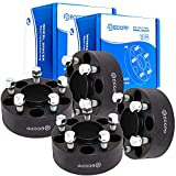 ECCPP 5 lug Hubcentric Wheel Spacers 2 inch 5x4.5 to 5x4.5 5x114.3mm to