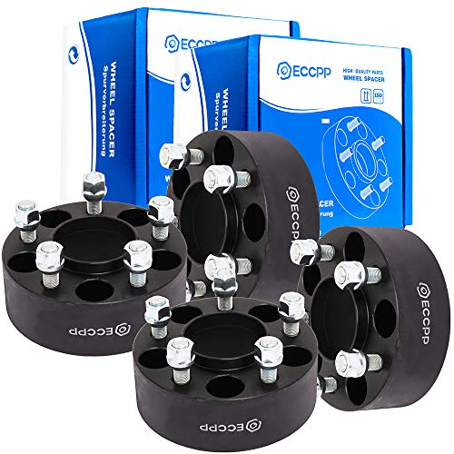 Wheel Spacer 5 lug,ECCPP Hubcentric Wheel Spacers 2