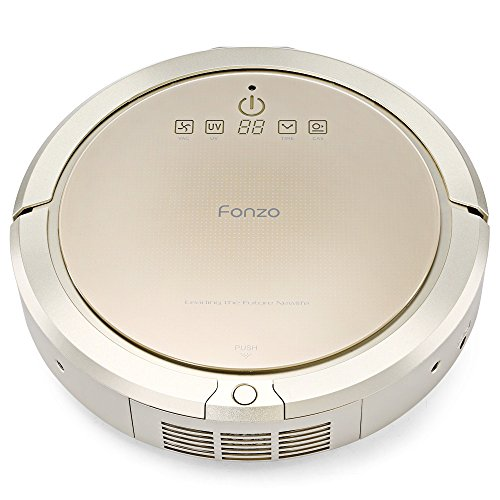 Fonzo Self Charging Cleaning Charging Scheduling