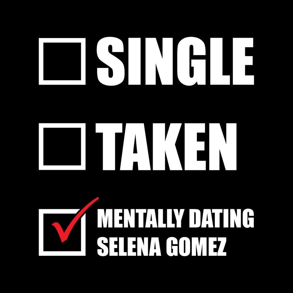 Coto7 Mentally Dating Selena Gomez Womens Hooded Sweatshirt