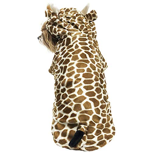 Midlee Giraffe Dog Costume (14