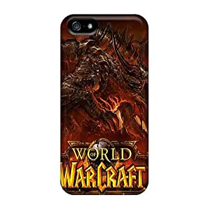 High Quality Shock Absorbing Case For Iphone 5/5s-dragon