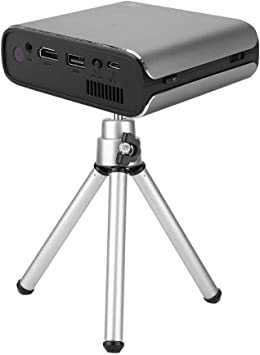 Focket Mini proyector, portátil 1080P RD-630 Mini DLP HD LED WiFi ...