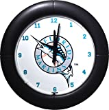 Florida Marlins MLB Team Neon Everbright Wall Clock