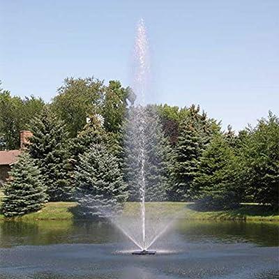 Scott Aerator Skyward 1-1/2 hp Big Shot Outdoor Fountain