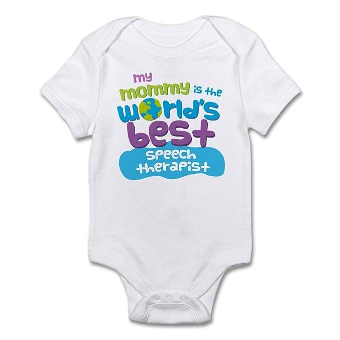 50d5f5ac7d CafePress Speech Therapist Gift Kids Baby Bodysuit  Amazon.ca  Clothing    Accessories