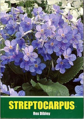 Book Streptocarpus