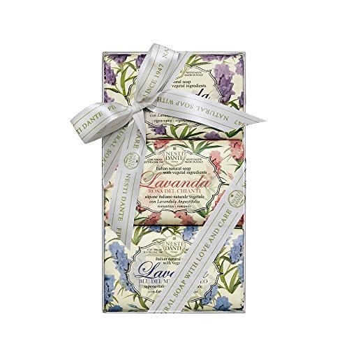 Sabonete Gift Lavanda, Nesti Dante, Natural