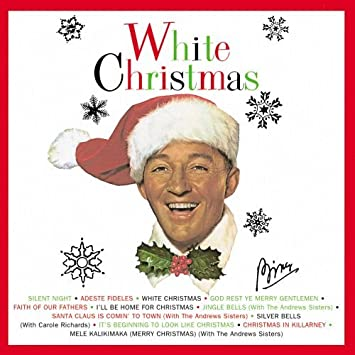 Bing Crosby Christmas.White Christmas