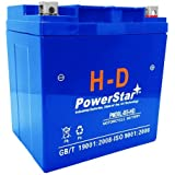 UPSBatteryCenter Compatible Replacement Battery for Panasonic LC-R12V12PF LC-R12V12PF